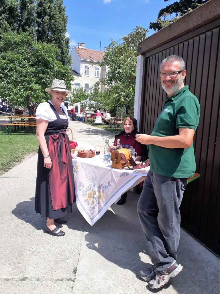 Sommerfest Kagran