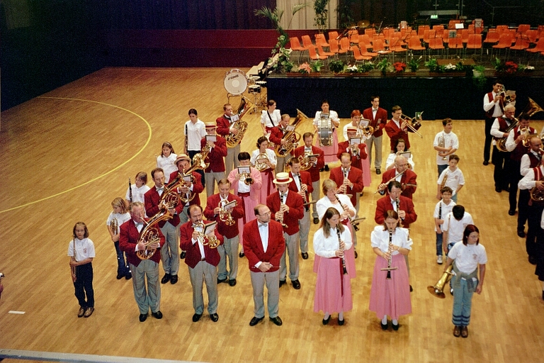 Blasmusik Wien 2002