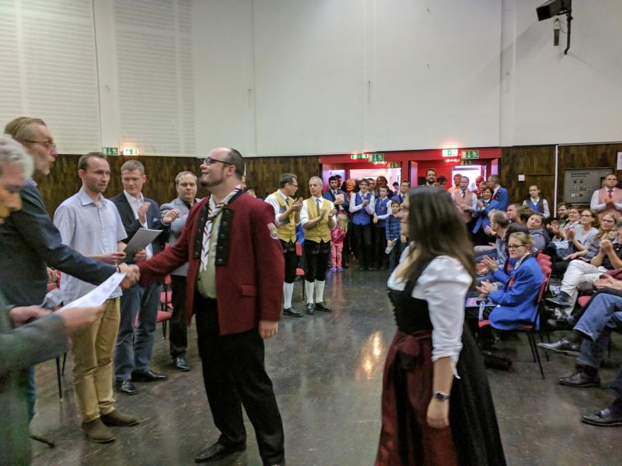 Blasmusik Wien Kagran Wertung