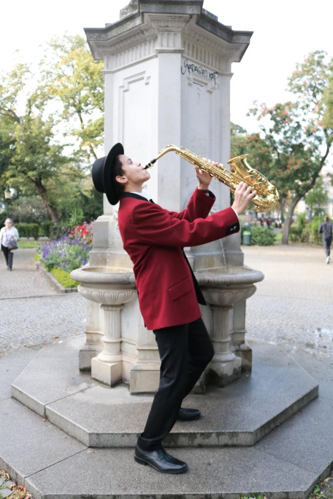 Blasmusik Kagran Saxophon